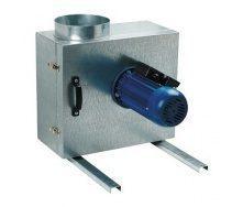 Центробежный кухонный вентилятор VENTS КСК 200 4Д в шумоизолированном корпусе 1650 м3/ч 750 Вт
