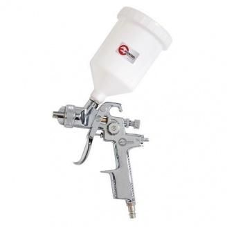 Пистолет покрасочный Intertool HVLP STEEL PROF 600 мл (PT-0103)