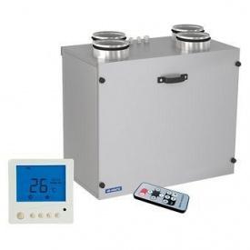 Припливно-витяжна установка Вентс ВУТ 300 Е2В ЄС 300 м3/год 4222 Вт
