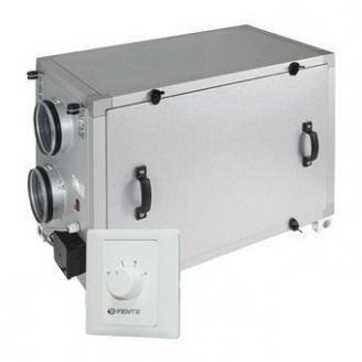 Приточно-вытяжная установка VENTS ВУТ 1000 Г 1200 м3/ч 820 Вт