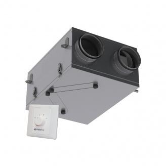 Приточно-вытяжная установка VENTS ВУТ 100 П мини