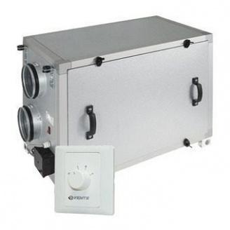 Приточно-вытяжная установка Вентс ВУТ 350 Г, 350 м3/ч 260 Вт