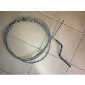 Трос сантехнический бытовой канализационный 8 мм