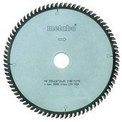 Диск циркулярный METABO HW/CT 190x30 56 FZ/TR 190х30 мм (628077000)