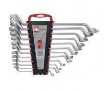 Набор накидных ключей Intertool 12 элементов 6-32 мм (HT-1103)