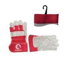 Перчатки замшевые Intertool (SP-0152)