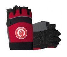 Перчатки Intertool Microfiber без пальцев (SP-0142)