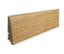 Плинтус деревянный Barlinek P30 Дуб 78х18х2200 мм