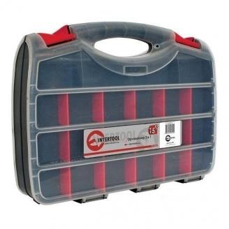 Органайзер пластиковый Intertool 80х290х380 мм (BX-4005)