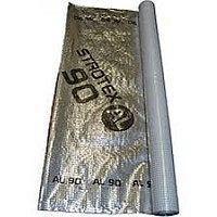 Пароізоляційна підпокрівельна плівка фольгована Strotex AL90 75 м2