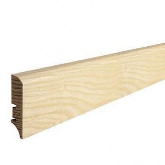 Плинтус деревянный Barlinek P50 Ясень 60х16х2200 мм
