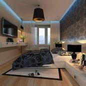Комплексный евроремонт квартиры