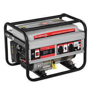Генератор бензиновый Интерскол ЭБ-2500 2 кВт
