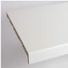 Подоконник ПВХ Brilliant 400х6000 мм белый глянец
