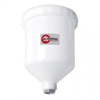 Бачок пластиковый Intertool 600 мл (PT-1901)