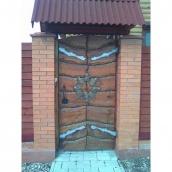 Калитка деревянная под старину