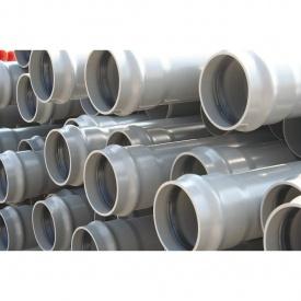 Труба напорная раструбная ПВХ для водопровода
