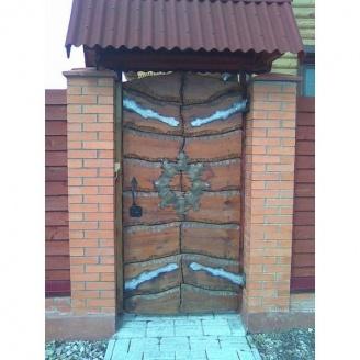 Хвіртка дерев'яна під старовину