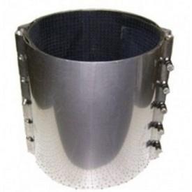 Хомут для ремонта пластиковых труб 273-283х200 мм