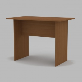 Письменный стол Компанит МО-1 1000х600х736 мм бук