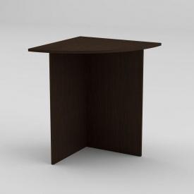 Письмовий стіл Компанит МО-2 600х600х736 мм венге