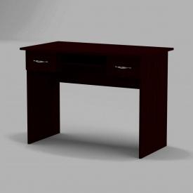 Письмовий стіл Компанит Школяр-2 1000х545х736 мм венге