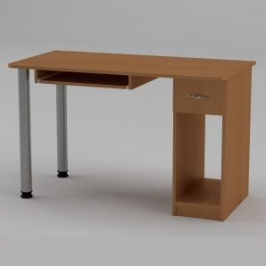 Компьютерный стол Компанит СКМ-10 1200х600х736 мм бук