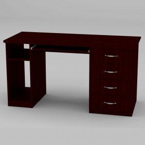 Компьютерный стол Компанит СКМ-11 1400х600х736 мм венге