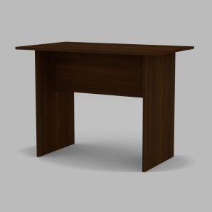 Письменный стол Компанит МО-1 1000х600х736 мм орех