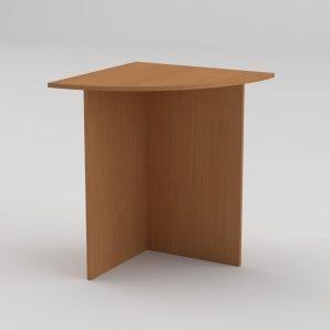 Письмовий стіл Компанит МО-2 600х600х736 мм бук
