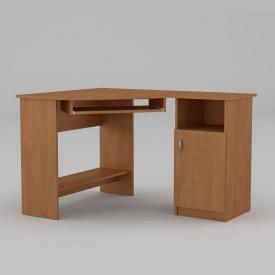 Комп'ютерний стіл Компанит СУ-13 1200х900х749 мм вільха