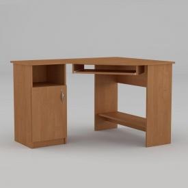 Комп'ютерний стіл Компанит СУ-14 1200х900х749 мм вільха