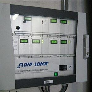 Индукционная защитная система трубопроводов ТОПАС FLUID-LINER