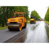 Строительство дорог асфальтной крошкой