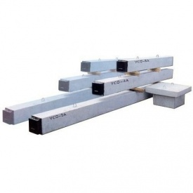 Железобетонная стойка УСО-1А 5200х250х250 мм