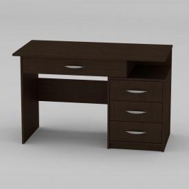 Письмовий стіл Компанит Студент-2 1200х600х750 мм венге