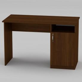 Письмовий стіл Компанит Учень 1150х550х736 мм горіх