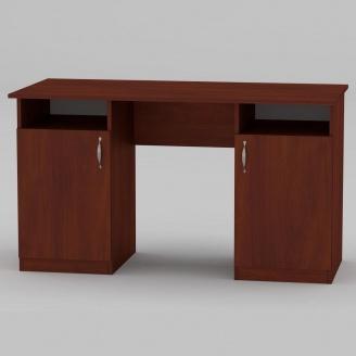 Письменный стол Компанит Учитель 1300х600х736 мм яблоня