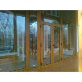 Алюминиевые двери Етем Е-45