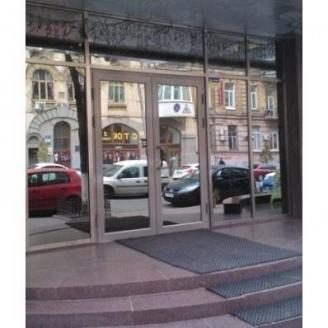 Алюмінієві двері з теплого профілю Profilco PR-63