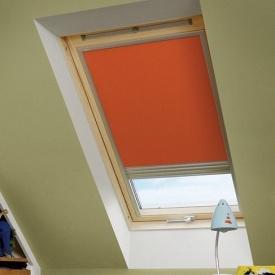 Мансардне вікно VELUX GZL 1073В М08 дерев'яне 78х140 см