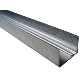 Профиль для гипсокартона UD-27 3 м 0,5 мм