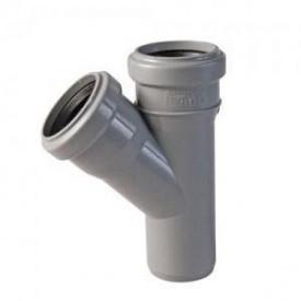 Трійник 50х50 мм 45 градусів