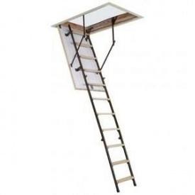 Лестница на чердак Oman Stallux 3 ST3 120х70 см