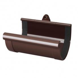 Муфта ринви Rainway 130 мм коричнева