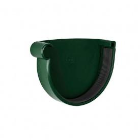 Заглушка ринви ліва Rainway 130 мм зелена