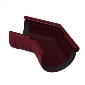 Кут жолоба зовнішній Rainway 135 градусів 130 мм червоний