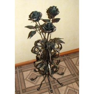 Кованый цветок Роза