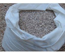 Мраморная крошка фасованная в мешках