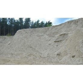 Пісок гірський навалом